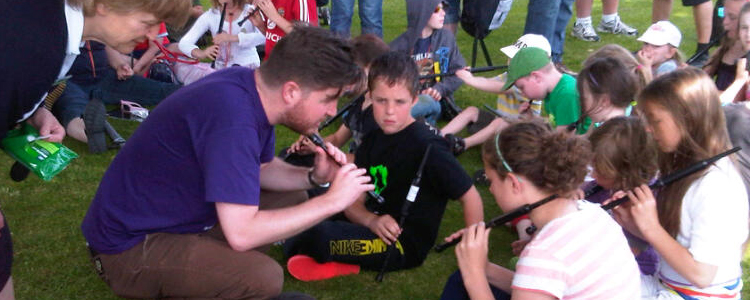 Piping Live - Stirling 2012