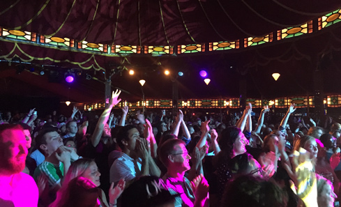 Hot 8 at Edinburgh Jazz & Blues Festival