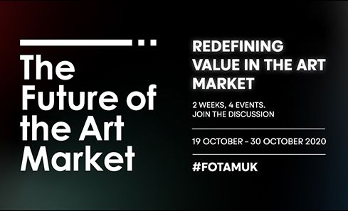 FOTAM 2020: Redefining Value in the Art Market image