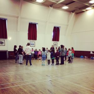 Fife Youth Arts Taster Tour - October 2014