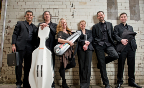 Red Note Ensemble: Ten years of the international, virtuoso ensemble with a social mission image