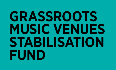 Grassroots Music Venues Stabilisation Fund image