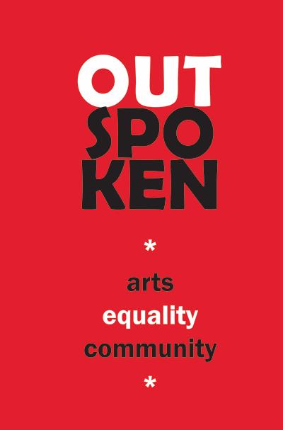 Outspoken Arts Scotland logo