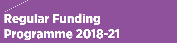 Regular Funding 2018-21