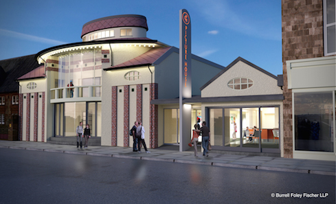 Campbeltown Picture House External