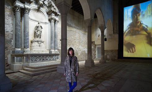 Rachel Maclean in Venice