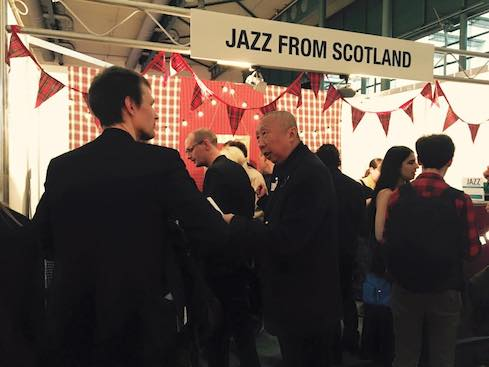 JazzAhead (photo from Jazz From Scotland Facebook page)