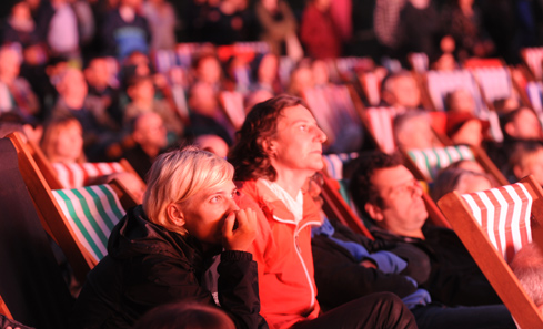 New £600k fund launched to support Scottish film festivals image