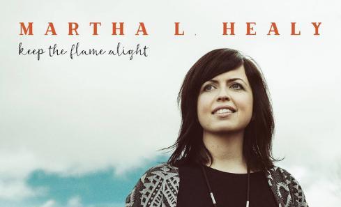 Martha L Healy album cover