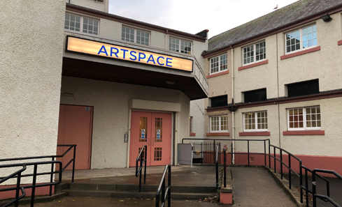 ArtSpace in Craigmillar - home of Lyra