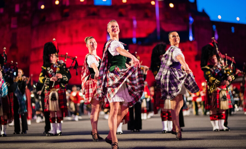 Talent development for traditional Scottish arts image