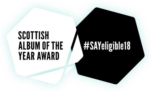 SAY Award logo 2018