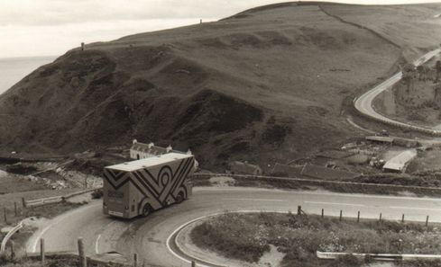 The Travelling Gallery at 40: A driving force for art in communities image