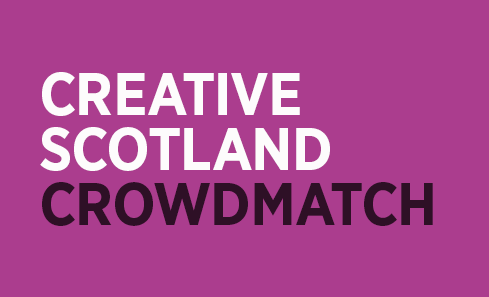 Creative Scotland Crowdmatch: Meet the Crowdfunders image