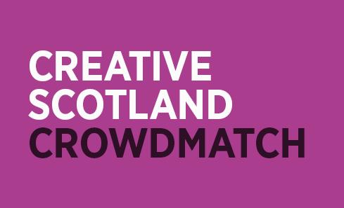 Creative Scotland Crowdmatch: Meet the Crowdfunders image
