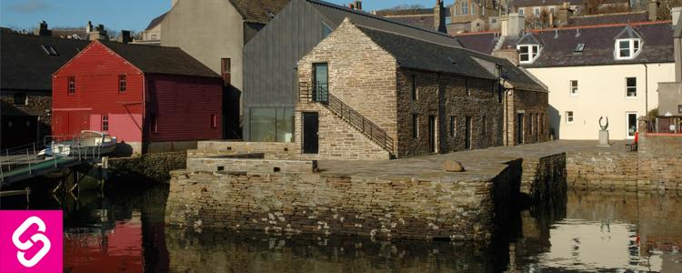 Pier Arts Centre (photo: Alistair Peebles)