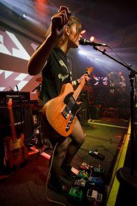 Honeyblood at SXSW 2015 (photo: Drew Farrell)