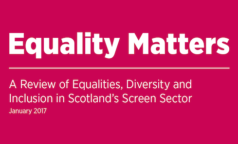 Screen Equalities, Diversity and Inclusion Review published image