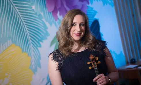 Women come out swinging at Edinburgh Jazz and Blues Festival image