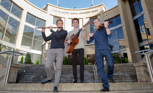 Celtic Connections 2015 Programme Launched image