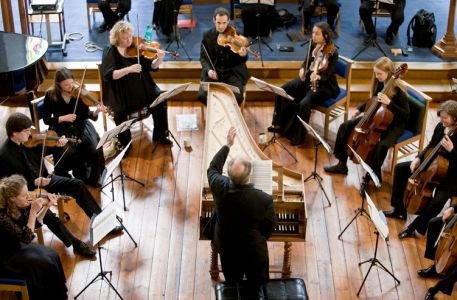 Orchestra of the Dunedin Consort (photo: David Barbour)