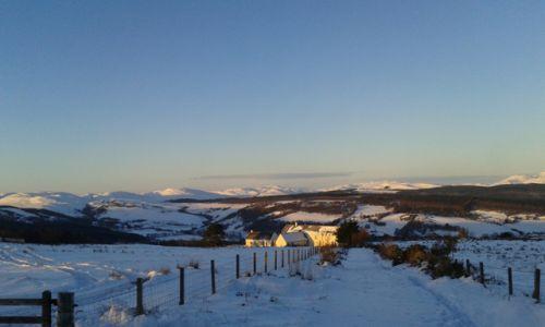 Moniack Mhor in the snow (photo: Nancy MacDonald)