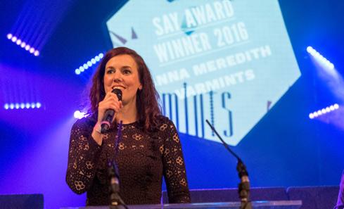 Anna Meredith wins Scottish Album of the Year image