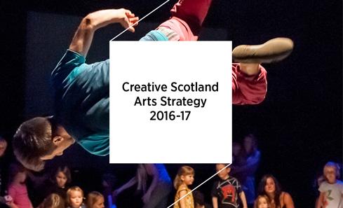 Arts Strategy Thumbnail