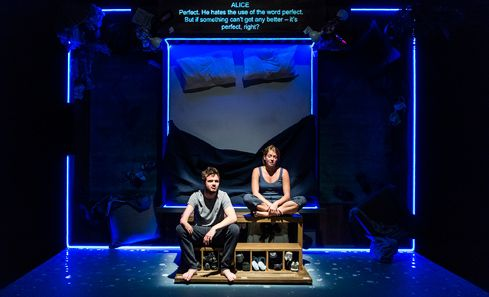 #sugarwater - behind the scenes of Deaf and disabled theatre image