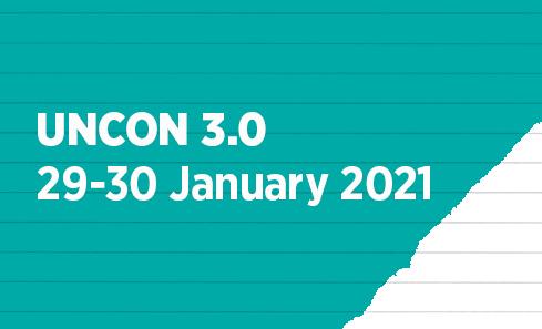 UNCON 3.0 29-39 January 2021