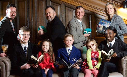 Children's Book Awards. Photo: Rob McDougall