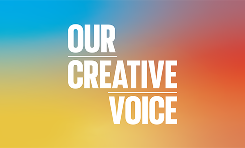 Launch of Our Creative Voice - A new initiative promoting the value of art and creativity   image