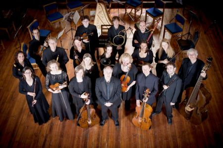 The Orchestra of the Dunedin Consort (photo: David Barbour)