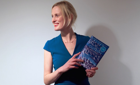 Amy Liptrot, author of The Outrun