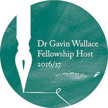 Gavin Wallace Fellowship 2016-17 logo