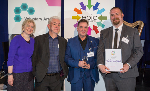 RE-Tune Epic Awards Scotland Winners 2017