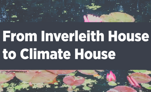 From Inverleith House to Climate House image