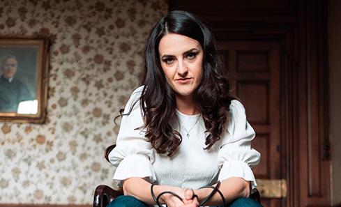 Photo of Ciara Ní É