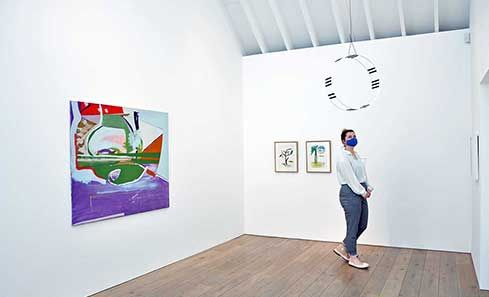 A-Z of Galleries and Spaces reopening dates image