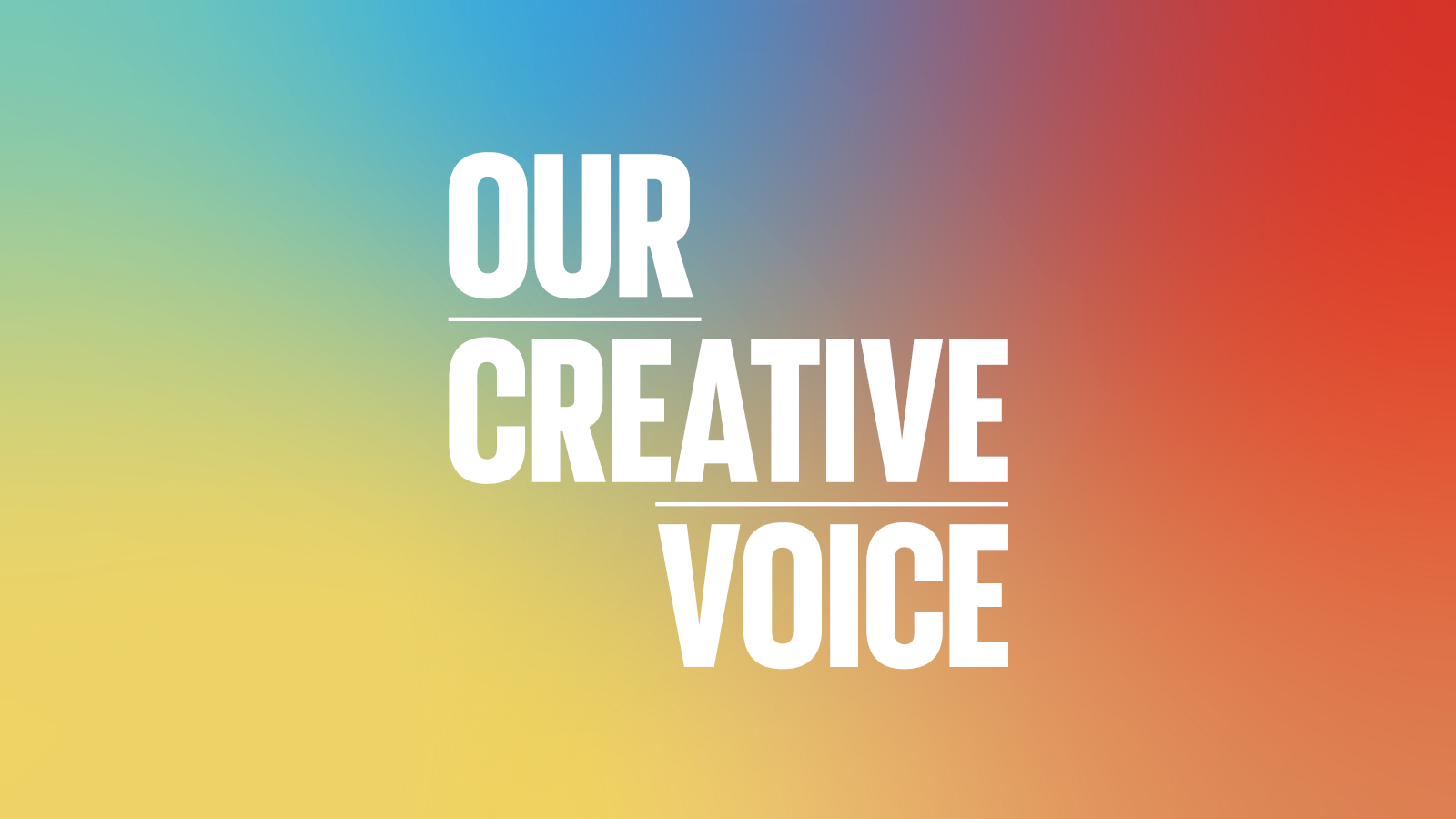 Our Creative Voice