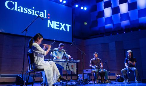 Classical:Next - photo by Eric Van Nieuwland