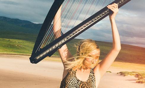 Rachel Newton on her new album, West image