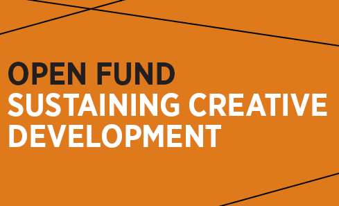Open Fund: Sustaining Creative Development image