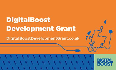 DigitalBoost Development Grant