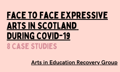 Face to Face Expressive Arts During COVID-19 image