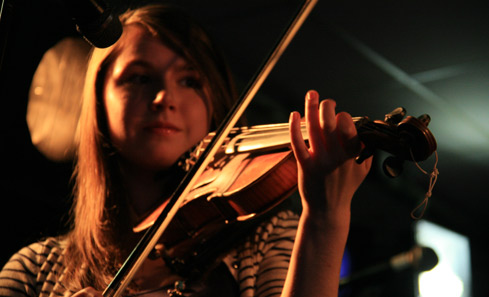 North Atlantic Fiddle Convention (Elphinstone Institute) - Young Fiddler