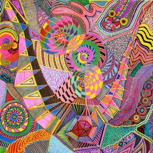 Lea Cummings - Cosmic Fields of Endless Possibilities