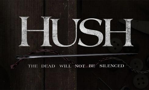 Hush title
