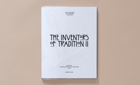 The Inventors of Tradition II, photo: Gordon Burnistoun