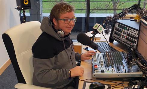 SAM Radio presenter